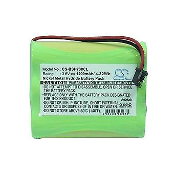 Cameron Sino Bsh738Cl Battery Replacement For Bosch Cordless Phone