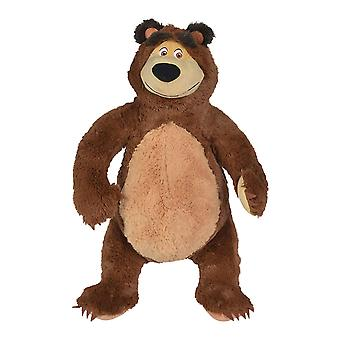 Masha & The Bear 50cm Bear Soft Toy