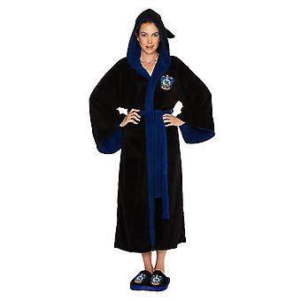 Femmes-apos;s Harry Potter Ravenclaw Wizard Fleece Dressing Gown