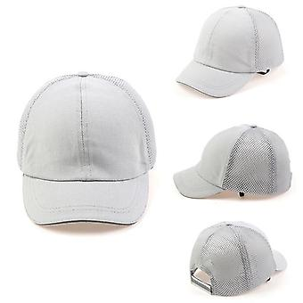 Casco de gorra de seguridad Sombrero de béisbol estilo casco para protección de la cabeza