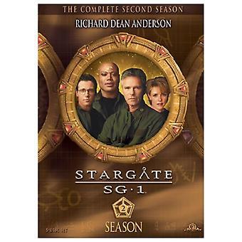 Stargate Sg-1 - Stargate Sg-1: Season 2 [DVD] USA import