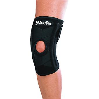 Mueller Self-Adjusting Knee Stabilizer - Black