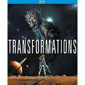 Transformations [Blu-ray] USA import
