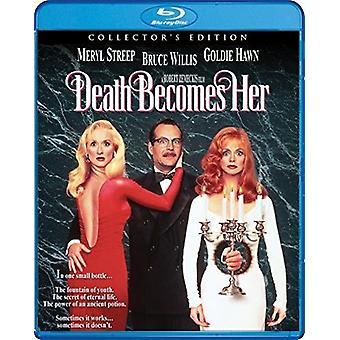 Tod wird ihr [Blu-Ray] USA importieren