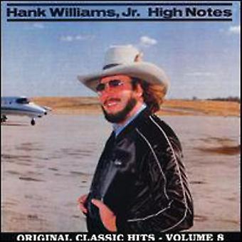 Hank Williams Jr. - Hank Williams Jr.: Vol. 8-High Notes [CD] USA import