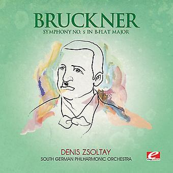 A. B 変長調 [CD] USA 輸入でブルックナー - ブルックナー: 交響曲第 5