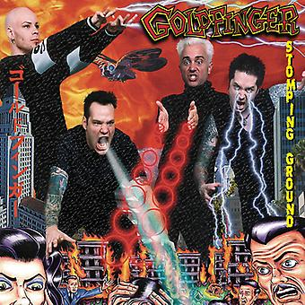 Goldfinger - Stomping Ground [CD] USA import