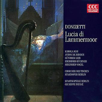 G. Donizetti - Donizetti: Lucia Di Lammermoor [CD] USA import