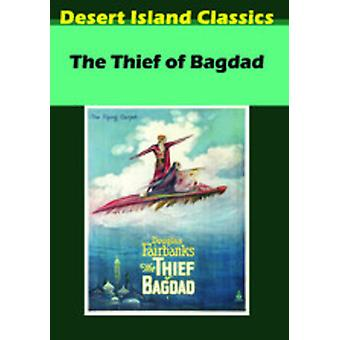 Tjuven i Bagdad [DVD] USA import