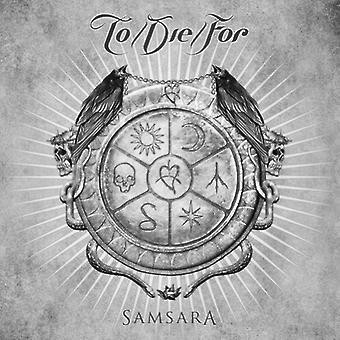 To Die for - Samsara [CD] USA import