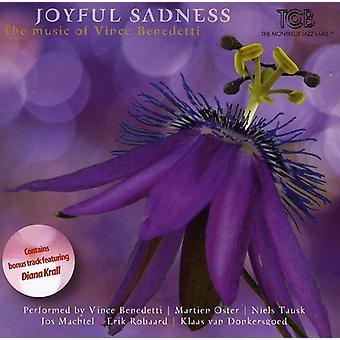 Vince Beneddetti & Oster - Joyful Sadness: The Music of [CD] USA import