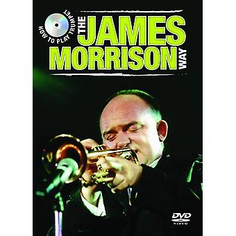 James Morrison - How to Play the Trumpet the James Morrison Way [DVD] USA import