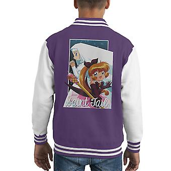 Saint Tail Kid's Varsity Jacket
