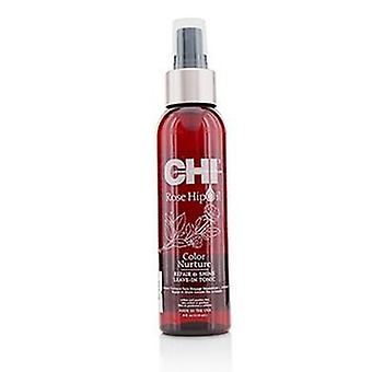 Chi Rose Hip Oil Color Nurture Repair & Shine Leave-in Tonic - 118ml/4oz