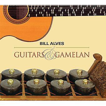 Bill Alves - importación USA guitarras y Gamelan [CD]