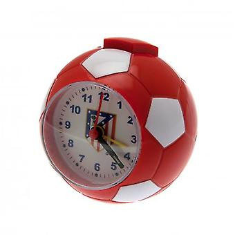 Atletico Madrid Football Alarm Clock