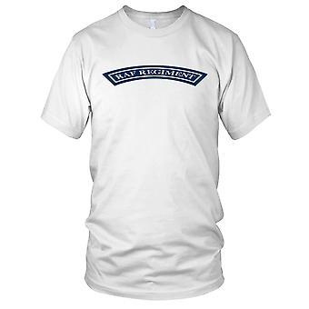 RAF Regiment Schlamm Royal Air Force Kinder T Shirt