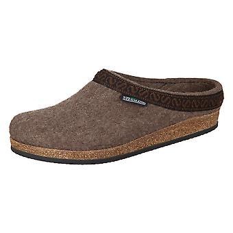 Stegmann Brown Wollfilz 1088811 home all year women shoes