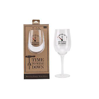 CGB Loft di articoli da regalo in vetro di vino vuoto