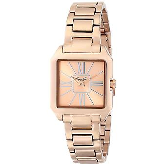 Kenneth Ladies KC4983 Classic Rose Gold Watch