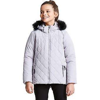 Dare 2b Girls Relucent Polyester Waterproof Breathable Jacket