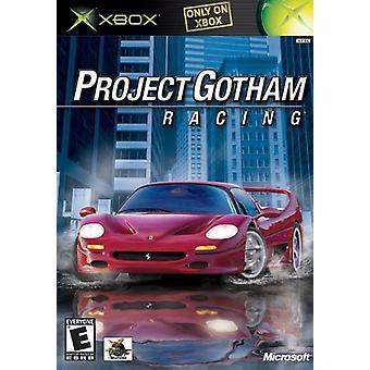 Project Gotham Racing-nieuw