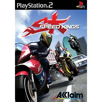 Speed Kings (PS2) - Ny fabrik förseglad
