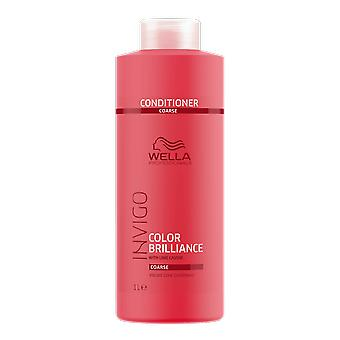 Wella Invigo Color Brilliance Fine/Normal Conditioner 1000ml
