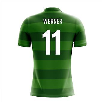 2020-2021 Germany Airo Concept Away Shirt (Werner 11)