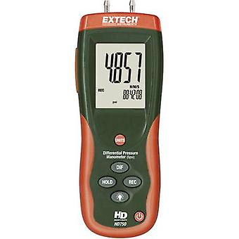 Extech HD750 Digital Differential Pressure Manometer (5psi)