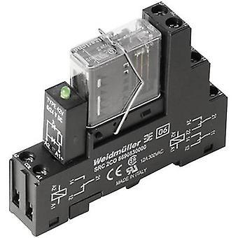 Weidmüller 1218410000-1 RCIKIT 24VDC 2CO LD/FG Positief Gedreven Relais Koppeling