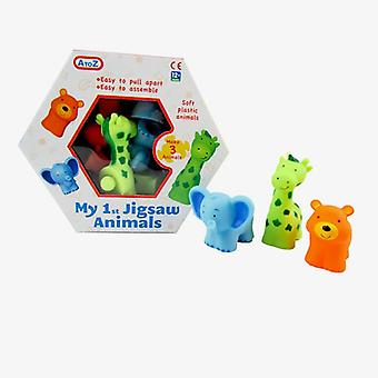 AtoZ My 1st Jigsaw Animals