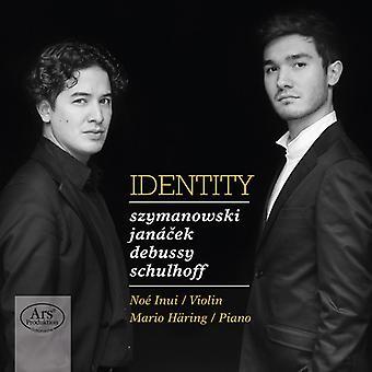 Debussy / Inui / Haring - Identity [SACD] USA import