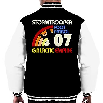 Original Stormtrooper Retro 70s Men's Varsity Jacket