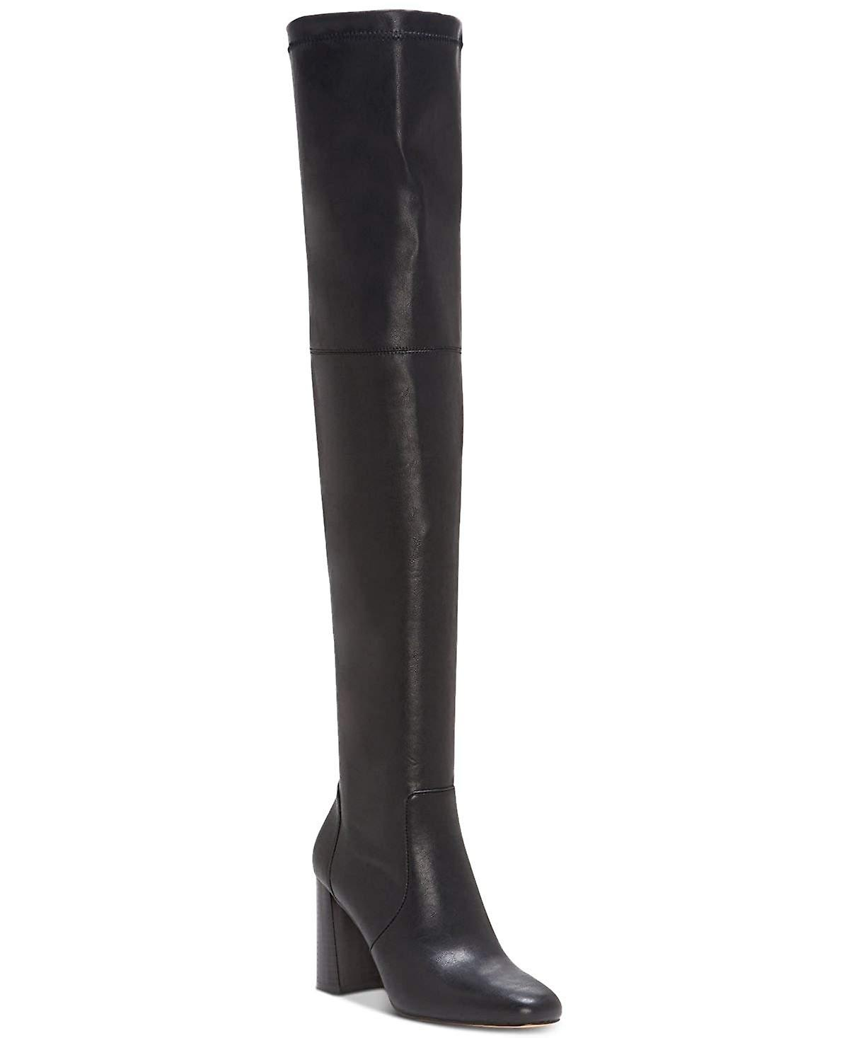 Inc International Concepts Womens Delisa Round Toe Over Knee Fashion Boots