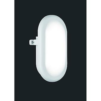 Trío de iluminación lámpara de techo moderna de plástico blanco de Hamal