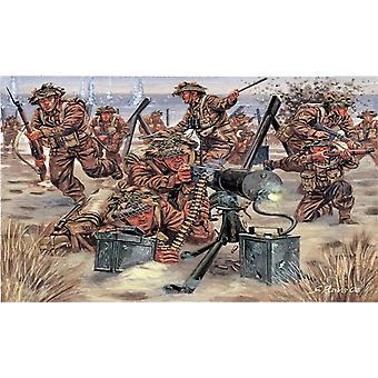 Italeri 1/72 WWII British Infantry