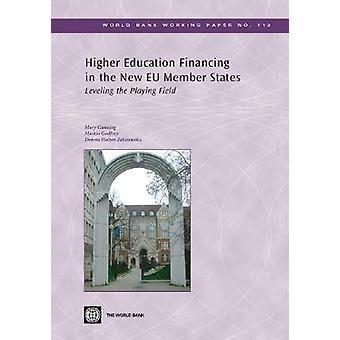 Financement de l'enseignement supérieur dans les nouveaux États membres - mise à niveau du