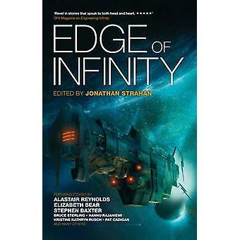 Kanten av Infiinity - fjorton nya noveller av Peter F. Hamilton-