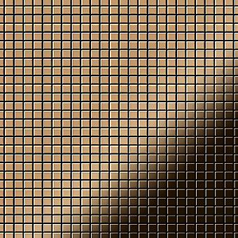Fém mozaik titán ötvözet Glomesh-ti-AM