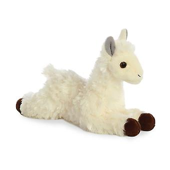 Aurora Mini Flopsies - Llama Soft Toy 20cm
