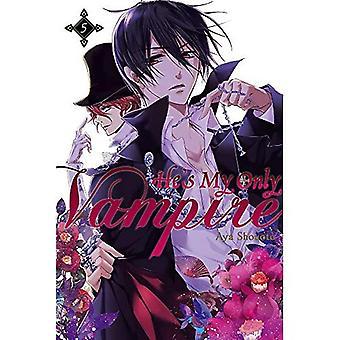 Han är min enda vampyr, Vol. 5
