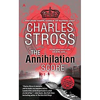 The Annihilation Score (Laundry Files Novel)