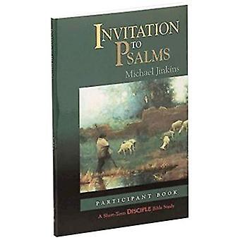Inbjudan till Psaltaren (kortsiktiga lärjunge Bibelstudier)