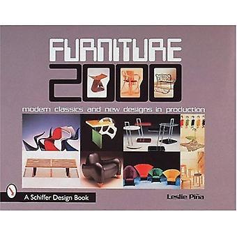 Meubels 2000: Moderne klassiekers en nieuwe ontwerpen in productie (Schiffer boek voor verzamelaars)
