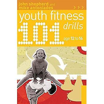 101 ungdom Fitness borrmaskiner ålder 12-16