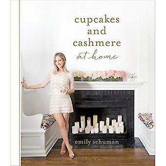 Cupcakes en Cashmere thuis