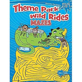 Spark Theme Park vilda Rider labyrinter