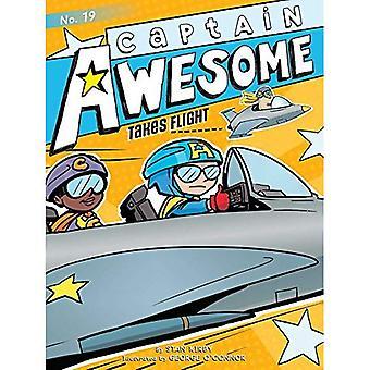 Génial le capitaine prend son envol (Captain Awesome)
