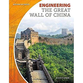 Engineering den kinesiska muren (byggnad av Design)